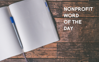 Nonprofit Word of the Day: Fiduciary File